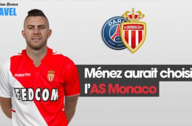 Ménez aurait choisi l'AS Monaco