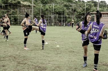 Atual campeão da Copa BH, time feminino do América-MG estreia no torneio neste fim de semana
