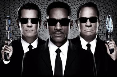 Imagen promocional de 'Men in Black 3'. / Foto (sin efecto): Isracalzadolopez.