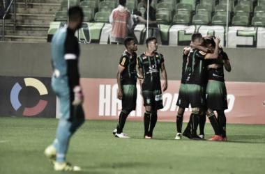 América-MG derrota Botafogo e conquista segunda vitória seguida