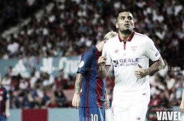 Anuario VAVEL Sevilla FC 2017: Gabriel Mercado, bala en la recámara