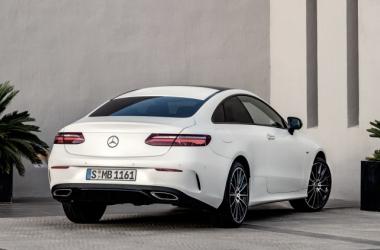 Nuevo Mercedes-Benz Clase E Coupé: elegancia y deportividad en uno