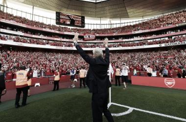 """Wenger: """"Me siento muy orgulloso de lo he significado para Arsenal durante de estas temporadas"""""""