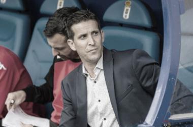 Merino deja de ser entrenador del Córdoba