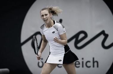Mertens vence Alexandrova em Linz e alcança segunda final no ano