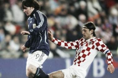 Com Tévez no banco, Argentina enfrenta Croácia alternativa em amistoso