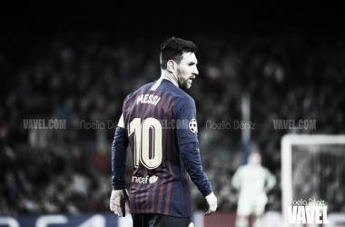 Imagen de Leo Messi, jugador del FC Barcelona. FOTO: Nolia Déniz
