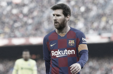 Messi says that Neymar would like to return to Barcelona and would reconcile with the fans