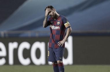 Análisis del rival : FC Barcelona en crisis institucional