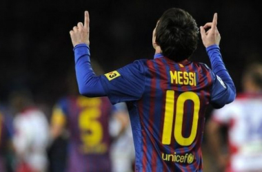 Messi: Looking to break another record