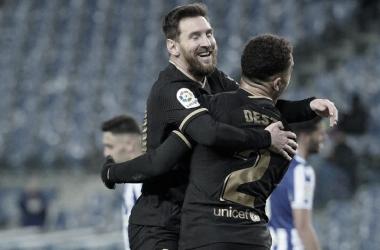 Barcelona não toma conhecimento da Real Sociedad e goleia em LaLiga