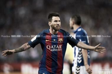 Leo Messi, la piedra filosofal