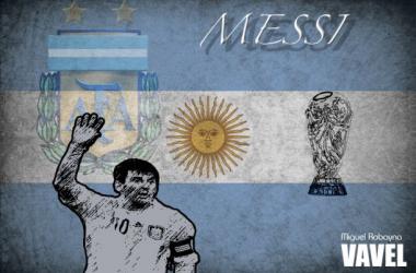 Perfil Brasil 2014: Lionel Messi