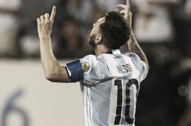 """Lionel Messi: """"Tenía ganas de jugar"""""""