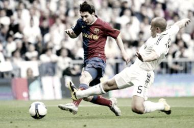 Pep y la eclosión del falso nueve en el Bernabéu