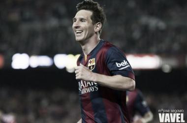 Barcelona triunfa na Taça do Rei: Genialidade de Messi em novo título «culé»