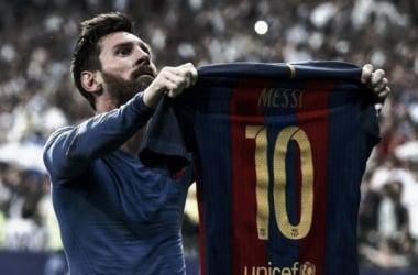 Messi llegó a 500 goles oficiales con el Barcelona | Foto: Archivo