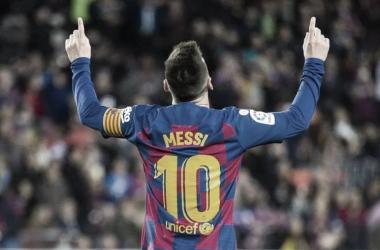 Confira números de Messi em 15 anos de Barcelona