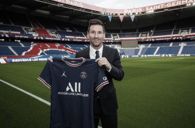 Acerto com PSG cumpre promessa de Messi à esposa e inclui acordo para MLS