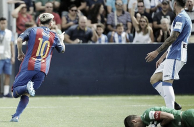 Com show de tridente, Barcelona goleia Leganés na La Liga