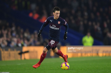 Mesut Ozil's future is the subject of speculation | Photo credit- GettyImages- David Price