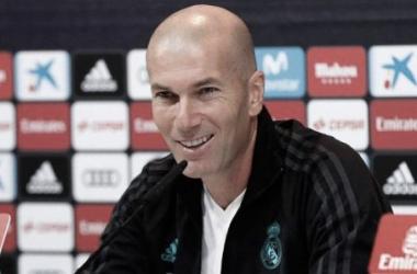 Zidane: ''Criticar al Madrid vende más''