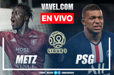 Metz vs PSG EN VIVO: ¿cómo ver transmisión TV online en Ligue 1?
