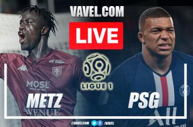 Gols e melhores momentos de Metz x Paris Saint-Germain (1-2)