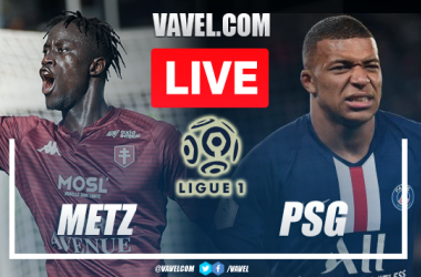 Metz vs PSG: Live Stream, How to Watch on TV and Score Updates in Ligue 1