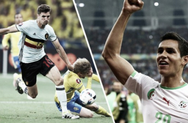 Thomas Meunier (L) and Aissa Mandi (R) are both on the move, but not to Middlesbrough