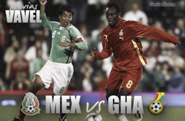México Ghana previa | Foto: Univisión