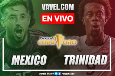 Resumen del México 0-0 Trinidad y Tobago en Copa Oro 2021