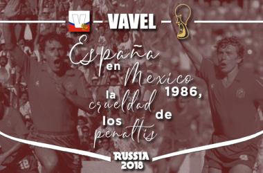 Butragueño celebra uno de los cuatro goles que logró frente a Bélgica | Foto: EFE