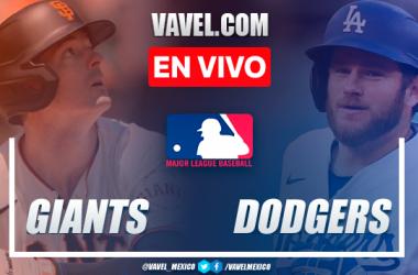 Resumen y carreras: San Francisco Giants 1-3 Los Ángeles Dodgers en MLB 2021