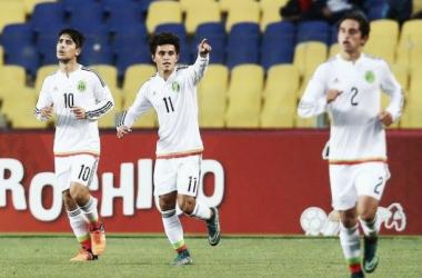 Resultado México - Bélgica Sub 17 en Mundial 2015 (2-3)
