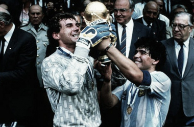 Tres décadas del Mundial ´86