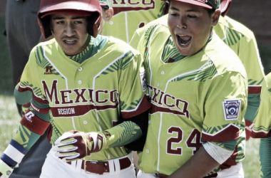 2016 Little League World Series: Mexico scores eight runs in the sixth to defeat Europe-Africa 12-7