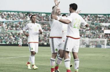 México se despidió de su afición con un triunfo. (Foto: foxsportsla.com)