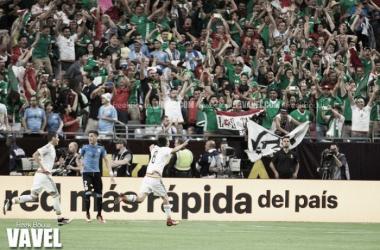 México como líder en Copa América (Foto: Freek Bouw | VAVEL)