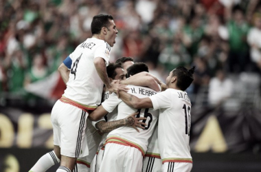 Mexico have shown they mean business this tournament. (Photo: Joe Camporeale- USA TODAY Sports)