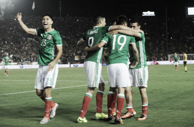 Can Mexico go all the way? (Photo: Gary A Vazquez/USA TODAY Sports)