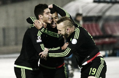 Chile 3-3 Mexico: Spoils shared in six-goal thriller