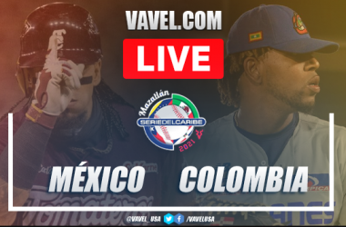 Highlights and scores: Mexico 10 - 2 Colombia on 2021 Serie del Caribe