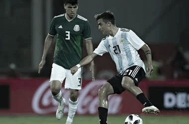 Argentina fue el último verdugo de México en 2018. Foto: BAIRES.