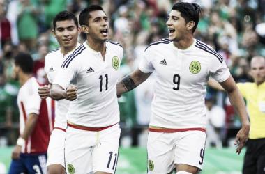 Hernández marcó el segundo gol de penal | Foto: Imagen Deportes