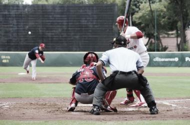 Los equipos no pudieron desarrollar el tercero de la serie | Foto: Rojos del Águila de Veracruz