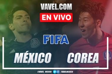 Goles y resumen:México 3-2 Corea del Sur en Partido Amistoso 2020
