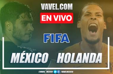 Goles y resumen: México 1-0 Holanda en amistoso internacional 2020