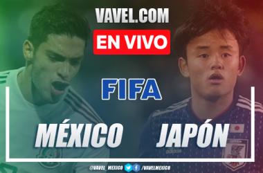 Goles y resumen del México 2-0 Japón en Amistoso Fecha FIFA 2020