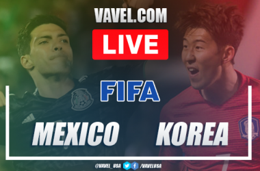 Goals and Highlights: Mexico 3-2 South Korea in 2020 Friendly Game